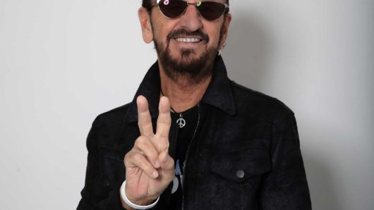 Ringo Starr Releases New EP, 'Zoom In' Of Songs Recorded At Home
