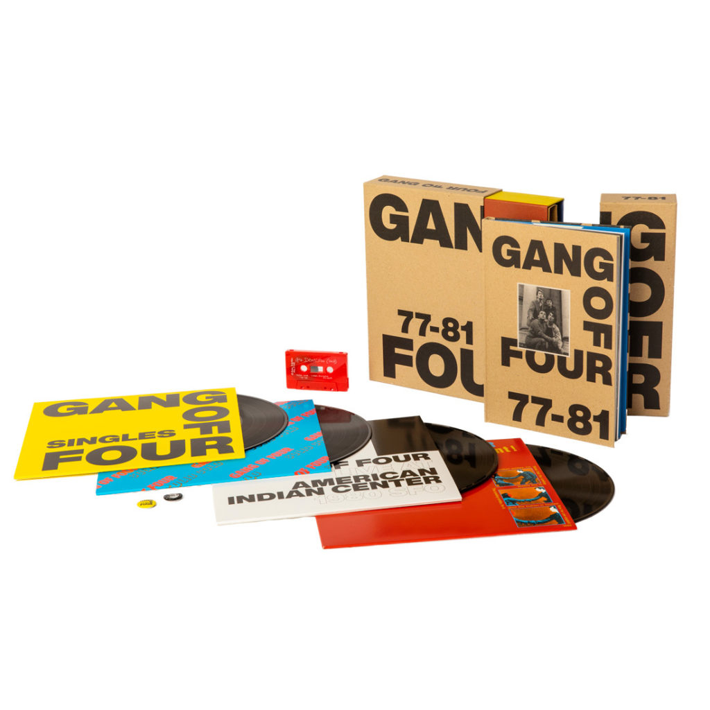 Gang Four 77-81
