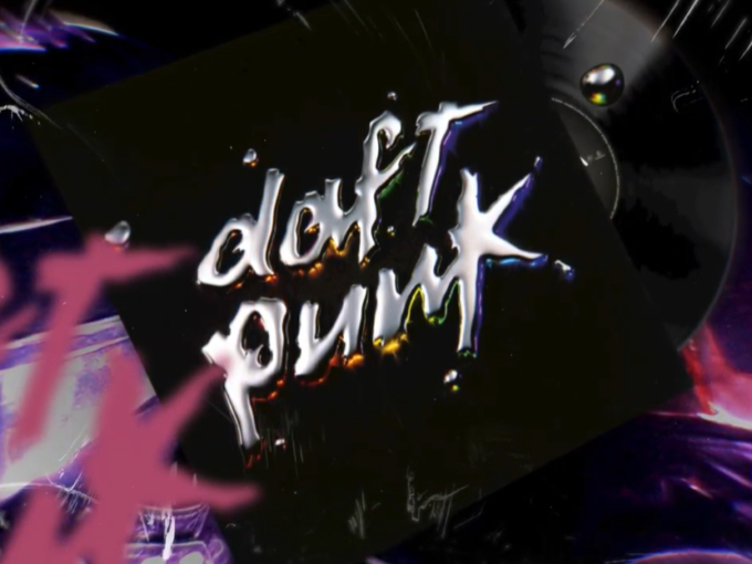 In 60 Seconds: Discovery by Daft Punk