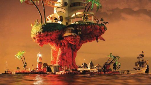 Plastic Beach: How Damon Albarn Revealed Gorillaz's Eco-Tistical Side