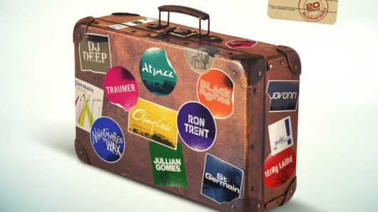 """St Germain: """"You Can Travel Everywhere"""" With 'Tourist' Travel Versions"""