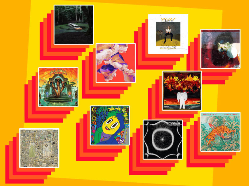 Best Album Covers Of 2021: 20 Great Artworks Of The Year So Far