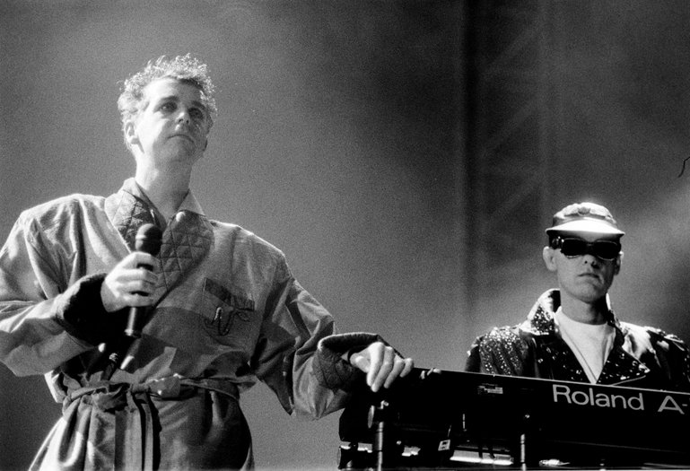 Pet Shop Boys' Discovery Tour: A Revelation On The Road