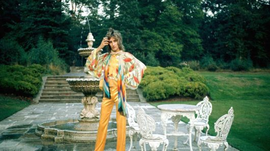 Rod Stewart '1975-1978' Box Set With Rare Outtakes Coming In June