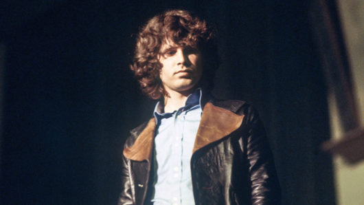 Jim Morrison's Collected Writings To Be Published As 'A Guide To The Labyrinth'