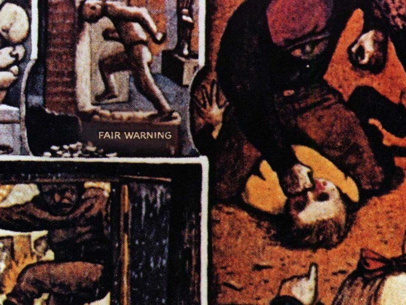 Fair Warning: Behind Van Halen's Dark And Stormy Classic