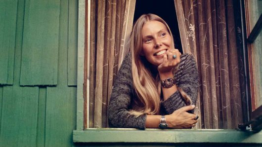 Joni Mitchell: First Four Albums Remastered For 'Blue' 50th Anniversary
