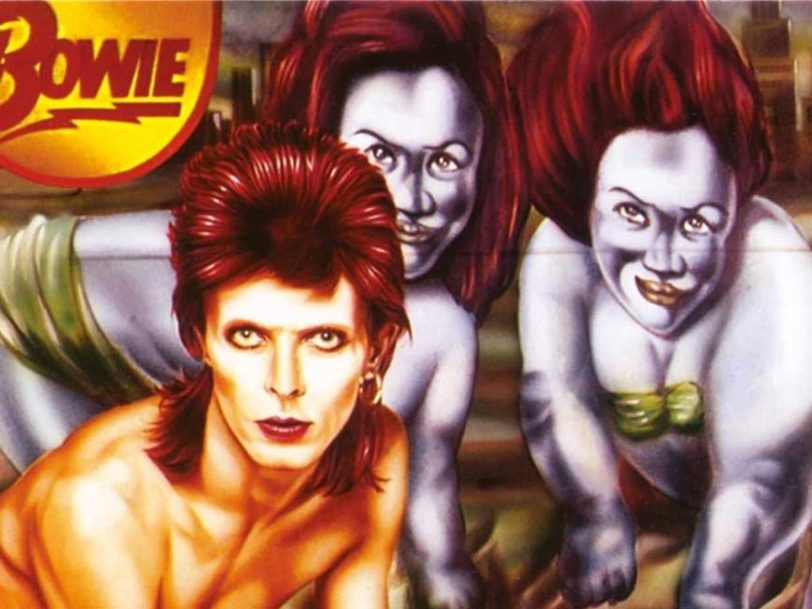 Diamond Dogs: How David Bowie Outran Glam And Redrew The Future