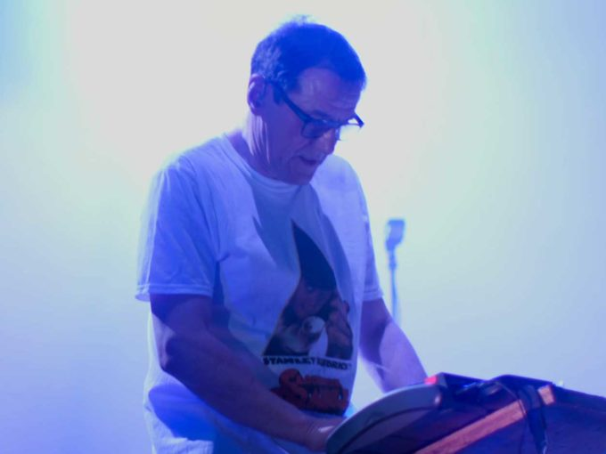education entertainment recreation: New Order's Ally Pally Master Class