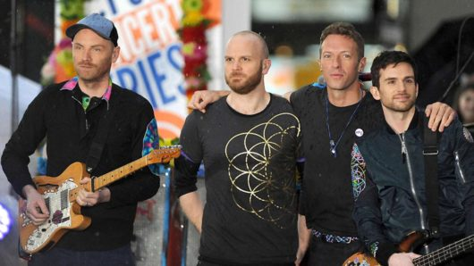 Coldplay Share Preview Of New Single, 'Higher Power'