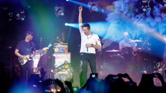 Coldplay Set To Open The World's First Zero-Carbon Arena