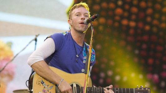 Watch Coldplay Perform 'Higher Power' For Radio 1's Big Weekend