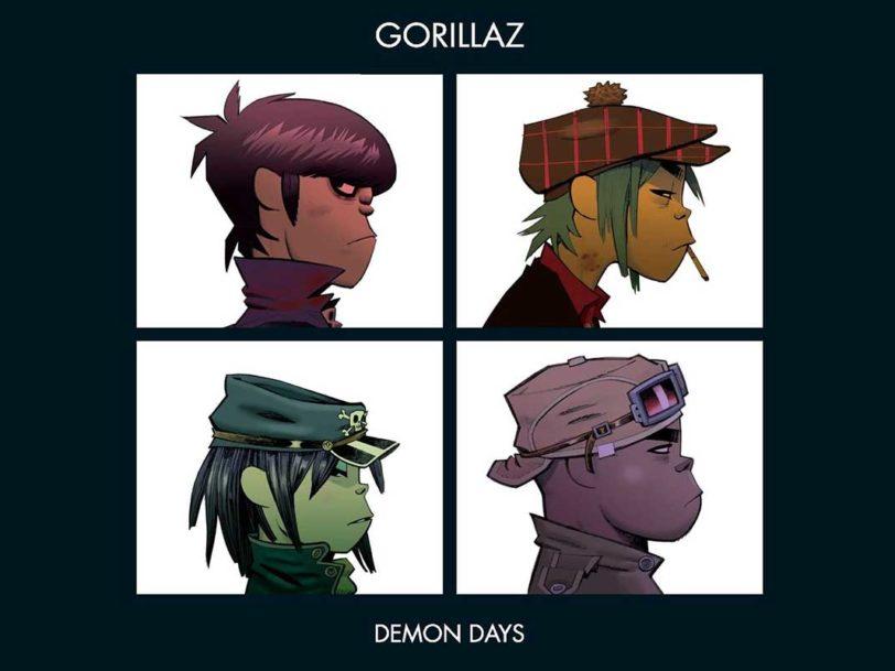 Demon Days: Behind Gorillaz's Monstrously Good Second Album