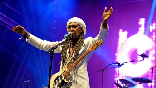 Nile Rodgers Re-elected Chairman Of The Songwriters Hall Of Fame