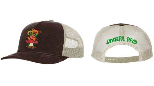 Grateful Dead Launch Exclusive Merchandise Range With Selfridges