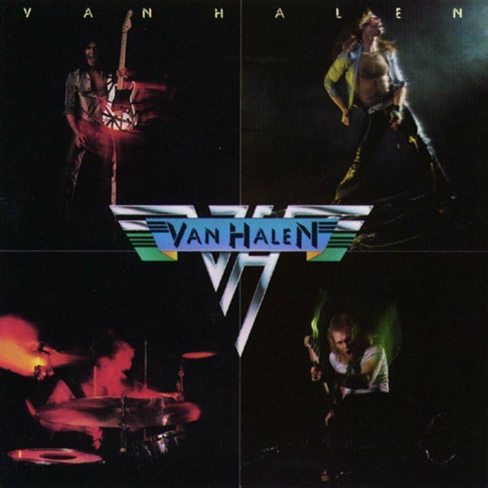 Van Halen album covers