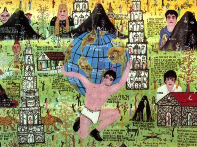 Little Creatures: Behind Talking Heads' Monstrous Pop Triumph