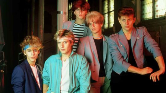 How Duran Duran's Debut Album Touched Down On Planet Earth