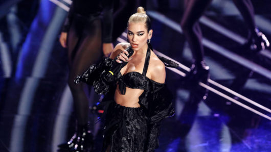 Dua Lipa Hailed As Most-Played Artist On UK Radio & Television For 2020