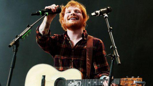 "Ed Sheeran: ""I Think Kids Should Be Encouraged To Be Creative"""