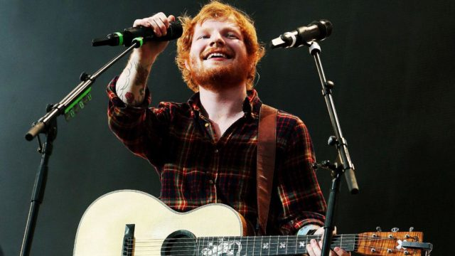 Ed Sheeran TikTok UEFA Euros Livestream