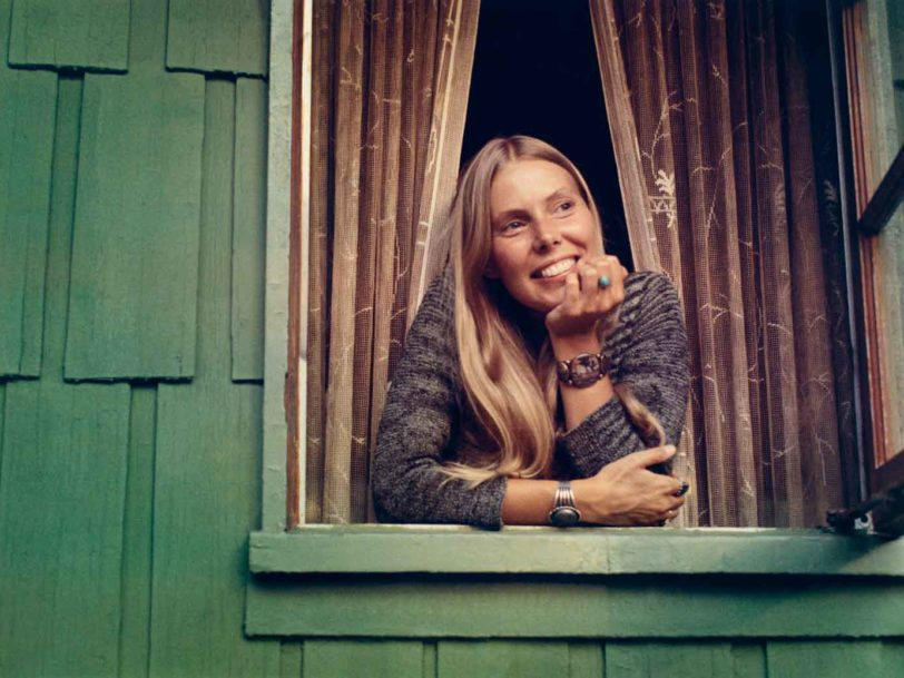 A Case Of 'Blue': How Joni Mitchell Painted Her Masterpiece