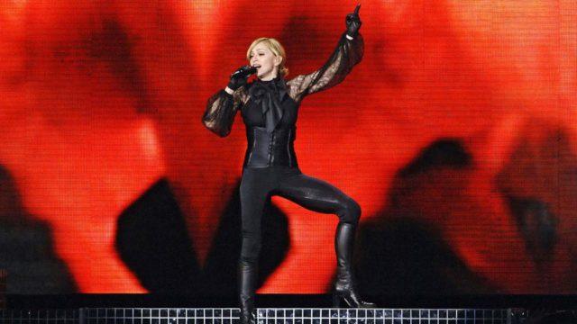 Madonna New York Pride Party
