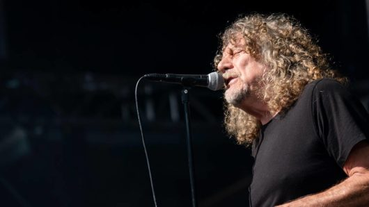 Robert Plant Reveals He Turned To Music During Lockdown
