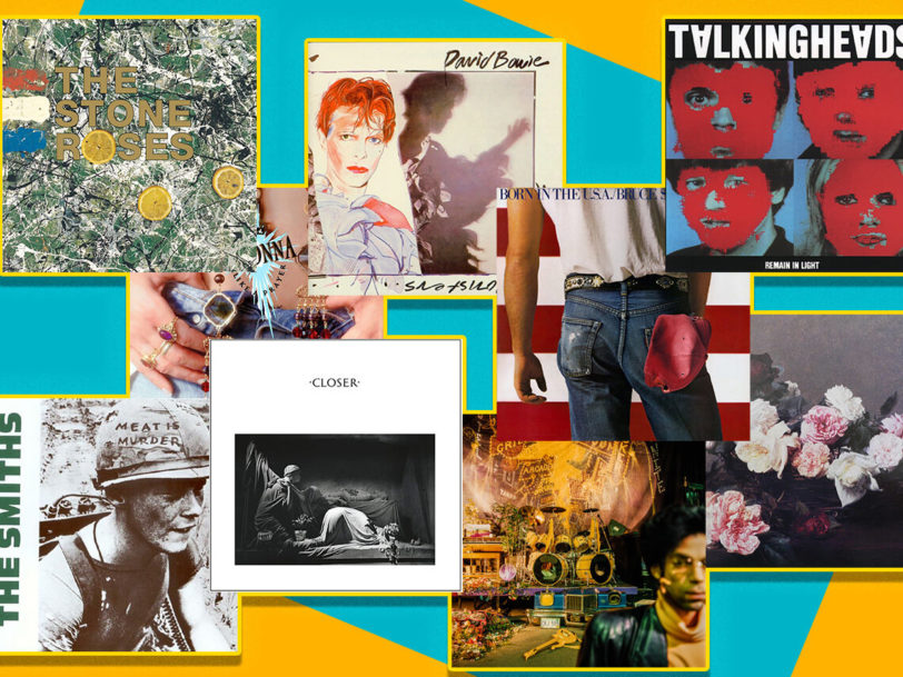 Best 80s Album Covers: 10 Iconic Artworks From An Outlandish Era