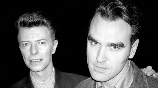 """Morrissey: Bowie """"Looked Incredible And He Was Earth-Threatening"""""""