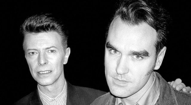 Morrissey Bowie