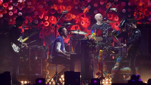 Listen To Coldplay's Epic New Track, 'Coloratura'