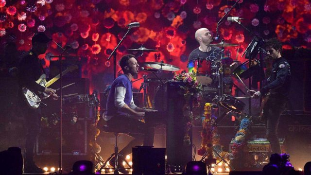 Coldplay Epic New Track Coloratura