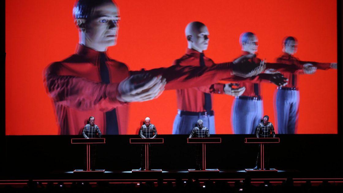 Kraftwerk influence