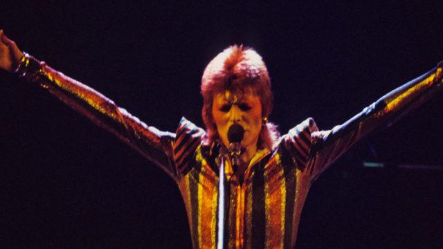 LA Pop Art David Bowie Brand Apparel