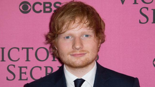 Ed Sheeran Fifth Consecutive Week No 1