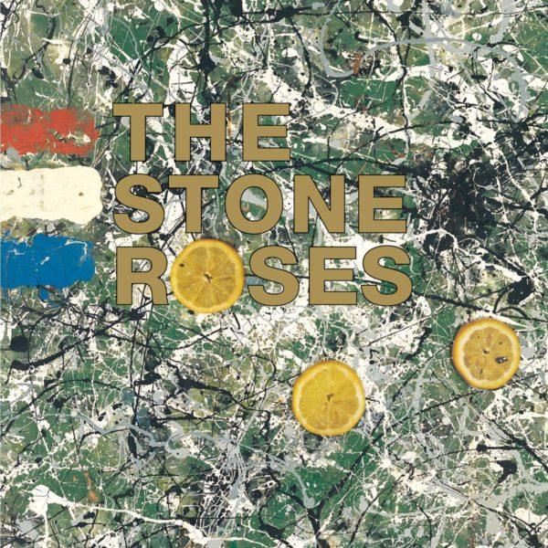 Stone Roses 80s album cover