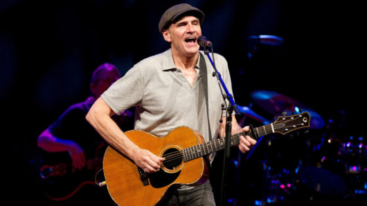 James Taylor & His All-Star Band Announce UK Tour For 2022