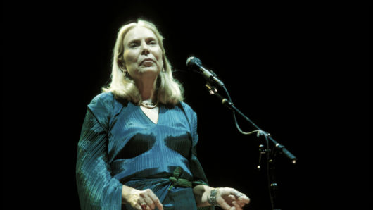 Joni Mitchell To Receive Lifetime Achievement Award At 2021 Kennedy Center Honors