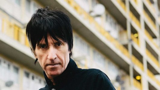 Johnny Marr Discusses Working On The New Bond Soundtrack