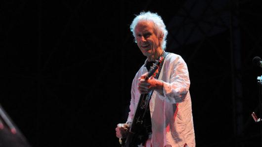 The Doors' Robby Krieger Announces Memoir, 'Set The Night On Fire'