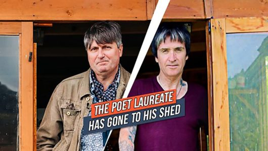 Johnny Marr Appears On New Podcast with Simon Armitage