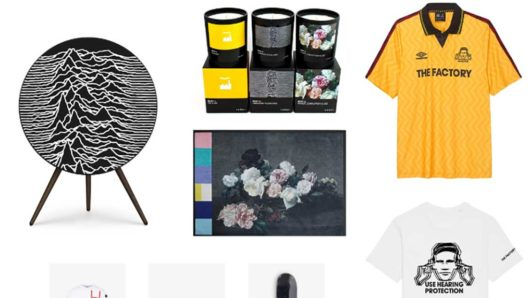 Selfridges Launch Joy Division New Order Collaboration Today