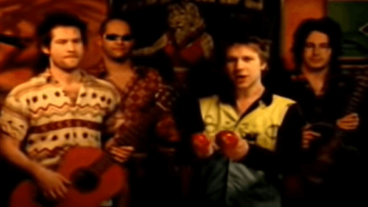 Tequila: Why Terrorvision's Slammer Of A Song Still Makes Us Happy