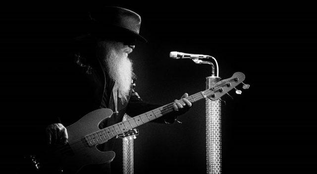 ZZ Top Bassist Dusty Hill