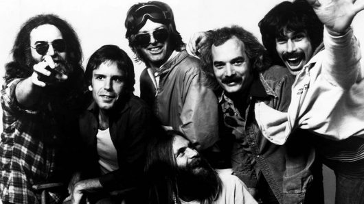 Grateful Dead Archival Gig Films To Stream On The Coda Collection