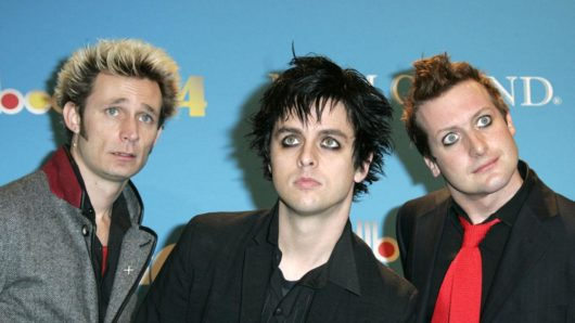Watch Green Day's New Video For 'Pollyanna'