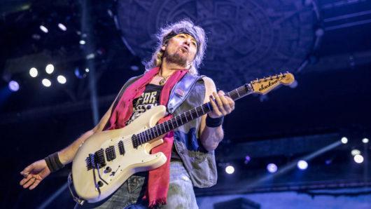 Iron Maiden's Adrian Smith Discusses Making 'Senjutsu' In New Video