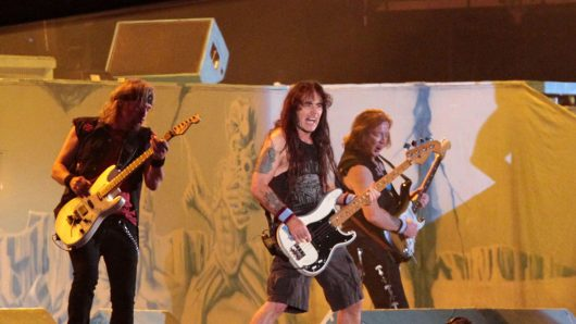 Listen To Iron Maiden's New Song, 'Stratego'
