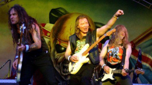 Watch Iron Maiden Discuss Making 'Senjutsu' In New Short Film